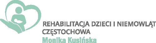 Monika Kusińska - rehabilitacja dzieci i niemowląt Częstochowa